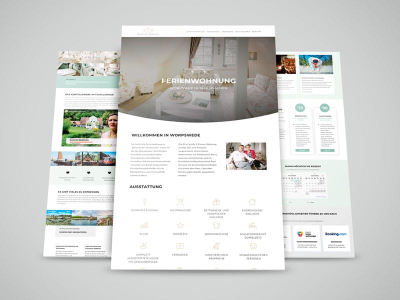717media Referenzen Webdesign