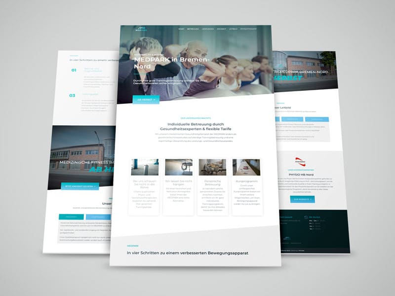 717media Referenzen Webdesign