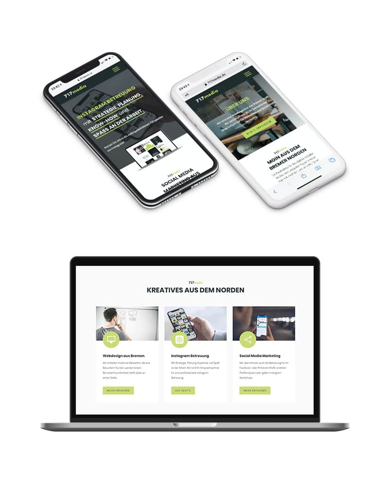 Optimiere deine Webseite mit dem Website Check