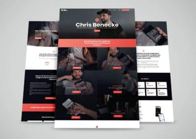 Chris Benecke