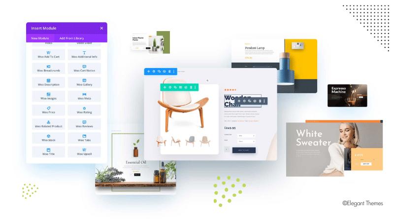 Website mit WordPress und Divi Theme