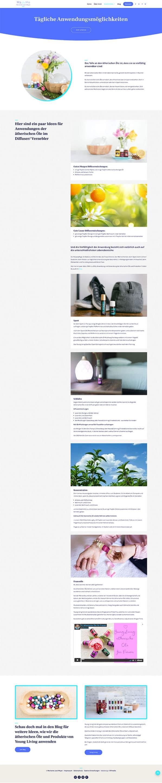 717media Portfolio: Essentiell Inspirations